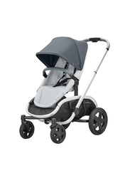 Quinny Hubb Single Stroller, Graphite on Grey