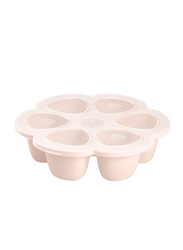 Beaba Silicone Multiportions Set, 90ml, 6 Piece, Pink