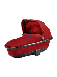 Quinny Foldable Baby Carrycot, Red Rumour