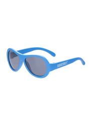 Babiators Full Rim Original Aviator Junior Sunglasses for Kids, True Blue, BAB-030