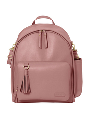 Skip Hop Greenwich Diaper Backpack, Dusty Rose