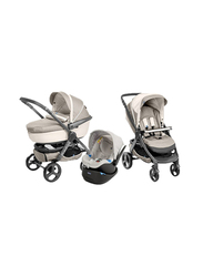 Chicco Duo StyleGo Up Single Stroller, Beige