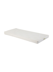 Childhome Bedside Crib Basic Mattress Polyeter 50 x 90cm, White