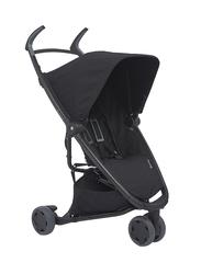 Quinny Zapp Express Single Stroller, All Black