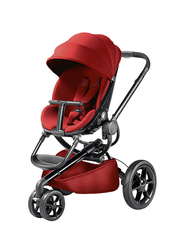 Quinny Moodd Single Stroller, Red Rumour
