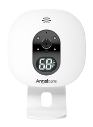 Angelcare AC510 Baby Video Monitor, White