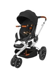 Quinny Moodd Rachel Zoe Single Stroller, Special Edition, Black