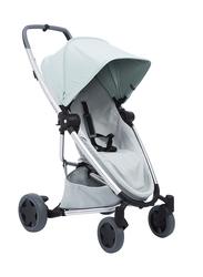 Quinny Zapp Flex Plus Single Stroller, Frost on Grey