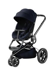 Quinny Moodd Single Stroller, Midnight Blue