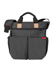 Skip Hop Duo Signature Bag, Soft Slate