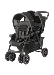 Chicco Together Pushchair Double Stroller, Gray