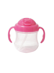 Pigeon Mag Mag Straw Cup, 200ml, Pink
