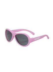 Babiators Full Rim Original Aviator Junior Sunglasses for Girls, Princess Pink, BAB-004