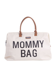 Childhome Mommy Big Diaper Bag, Off White