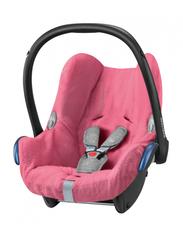 Maxi-Cosi CabrioFix Summer Cover Car Seat, Pink