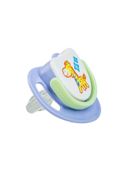 Pigeon Silicone Step-3 Pacifier, Ship, Blue