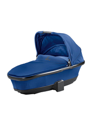 Quinny Foldable Baby Carrycot, Blue Base