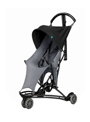 Quinny Yezz Air Single Stroller, Black & White