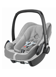 Maxi-Cosi Pebble Plus and Rock Summer Cover Car Seat, Grey