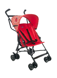 Chicco Snappy Single Stroller, Lady Bug, Red