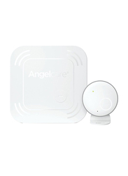 Angelcare AC017 Baby Breathing Movement Monitor with Wireless Sensor Pad, White