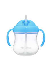 Pigeon Mag Mag Straw Cup, 200ml, Sky Blue