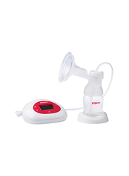 Pigeon Pro Electric Breast Pump, White