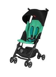 GB Pockit+Y Single Stroller, Laguna Blue