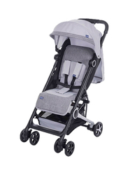 Chicco Miinimo Single Stroller, Silver