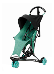Quinny Yezz Air Single Stroller, Aqua Blend, Green