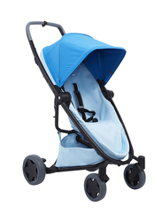 Quinny Zapp Flex Plus Single Stroller, Blue on Sky
