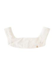 Ergobaby 360 & Adapt Teething Pad & Bib, White