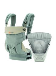 Ergobaby 360 Bundle of Joy Baby Carrier, Grey