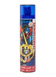 Transformer 100ml Body Spray for Kids