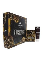 Rockford 2-Piece Homme Steampunk Gift Set for Men, 100ml EDT, 100ml Shower Gel