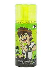 Cartoon Network Ben 10 50ml Body Spray for Boys