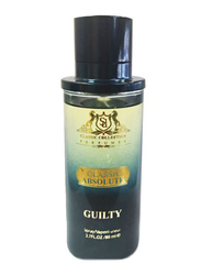 Classic Collection Classsic Absolute Guilty 80ml Natural Body Spray for Men