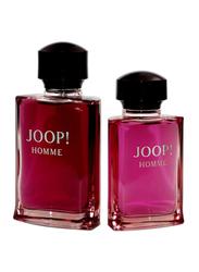 Joop 2-Piece Homme Gift Set for Men, 125ml EDT, 75ml After Shave Set