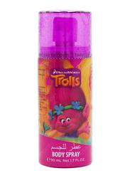 DreamWorks Trolls 50ml Body Spray for Kids