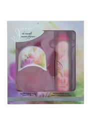 Le Jardin 2-Piece The Incurably Romantic Fragrance Gift Set for Women, 50ml EDP, 150ml Body Spray