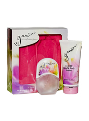 Le Jardin 2-Piece Gift Set for Women, 50ml EDP, Luxury 200ml Hand & Body Lotion