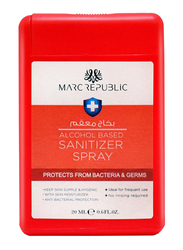 Marc Republic Germ Protection Hand Sanitizer Spray, Red, 20ml