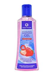 Leon Hector Strawberry Plus Sanitizer Gel, 200ml