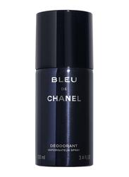 Chanel Blue De 100ml Deodorant Spray for Men