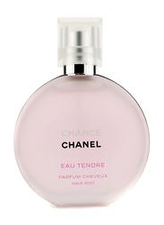 Chanel Chance Eau Tendre Hair Mist for Women for All Hair Types, 35ml