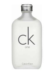 Calvin Klein Ck One 200ml EDT Unisex