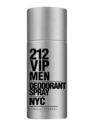 Carolina Herrera 212 Vip Deodorant Spray, 75ml