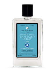Victor Hills French Collection Sanitizer Spray, Blue, 100ml
