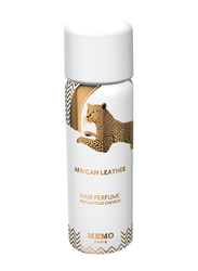Memo African Leather Hair Mist for All Hair Types, 80ml