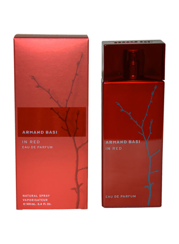 Armand Basi in Red 100ml EDP for Women
